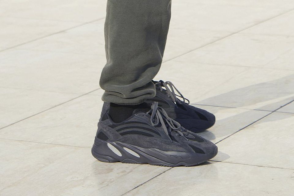 "low priced dcaab c58c5 adidas YEEZY 500 ""Utility Black"" Restocked on YEEZY SUPPLY ..."