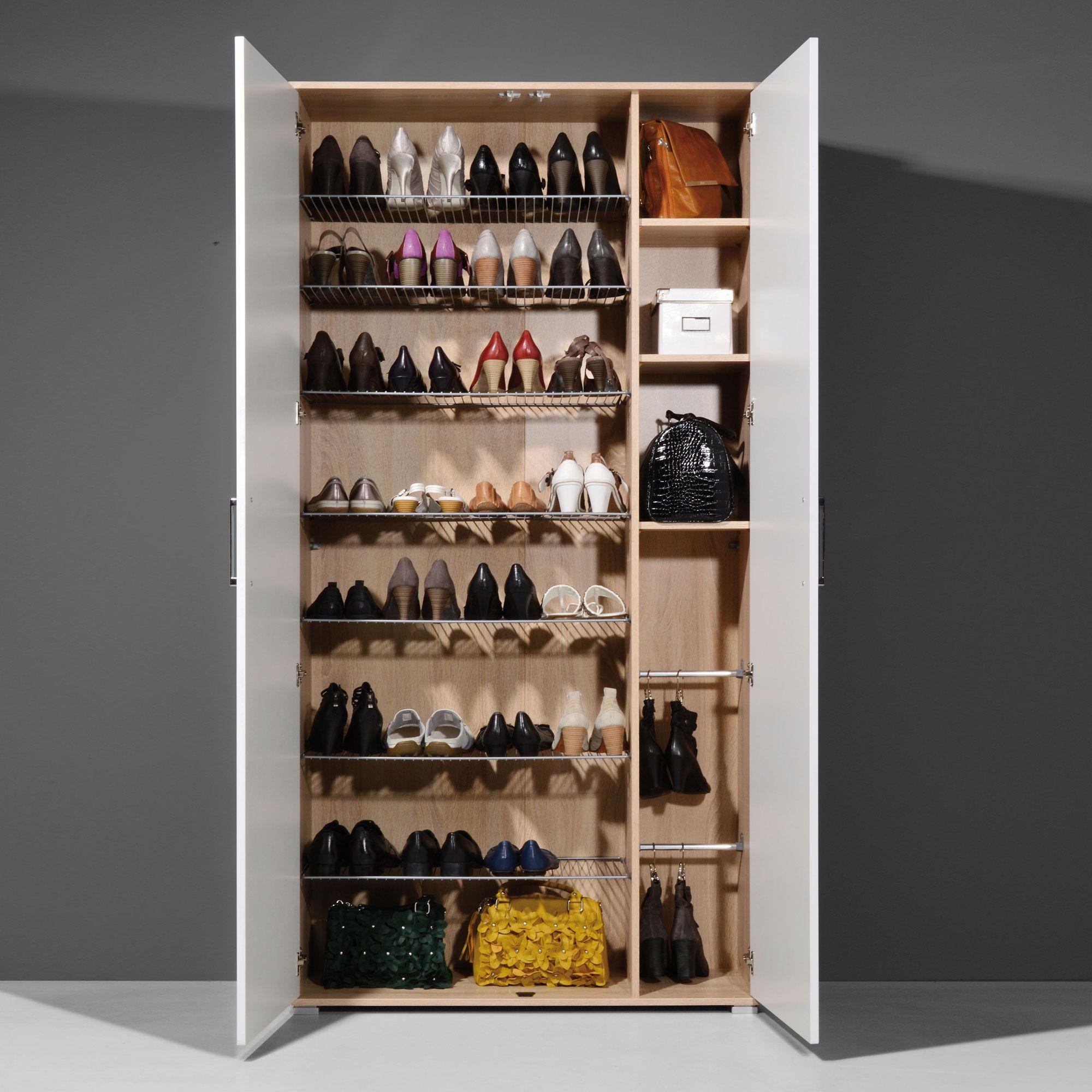 Inspirant Meuble Des Chaussures Diy Closet Closet Bedroom Shoe Closet