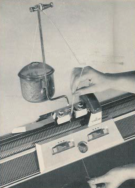 Link To Orion 360 Knitting Machine Instructions Not In English
