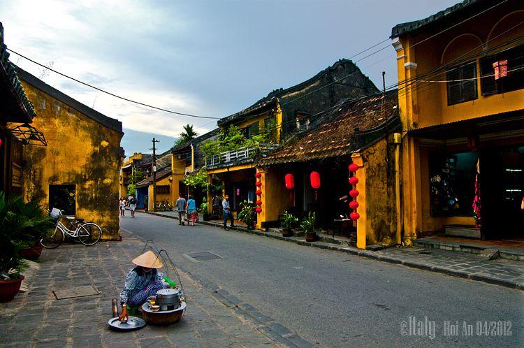 Hoi An old street - Viet Nam by Thanh Phan, via 500px