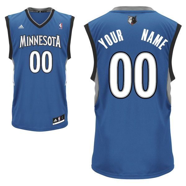 adidas Minnesota Timberwolves Preschool Custom Replica Road Jersey -  54.99 4df9c455d