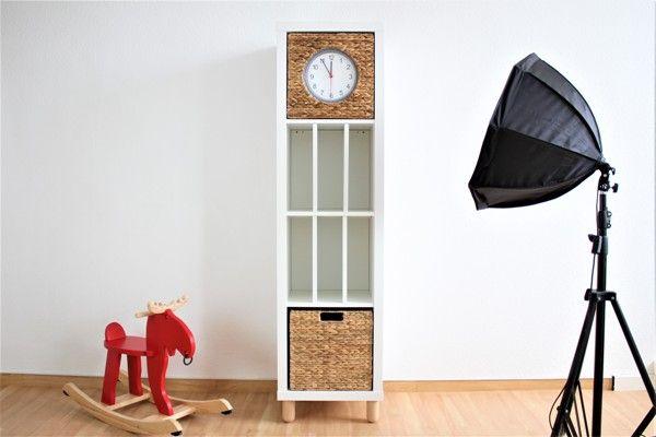 Pimp it Baby - Ikea Kallax Regal Hack  - ikea küche anleitung