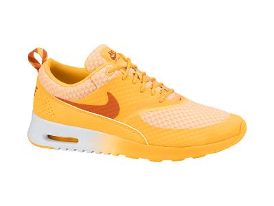 lowest price 3e8ac c5032 Nike Air Max Thea Premium Womens Shoe, atomic mangosolar orangemetallic  silverwhite