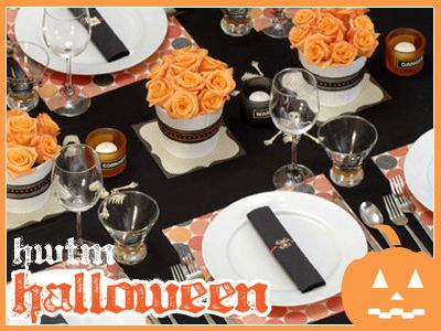 Witch\u0027s brew how to set up Halloween table, collection of super - halloween table setting ideas