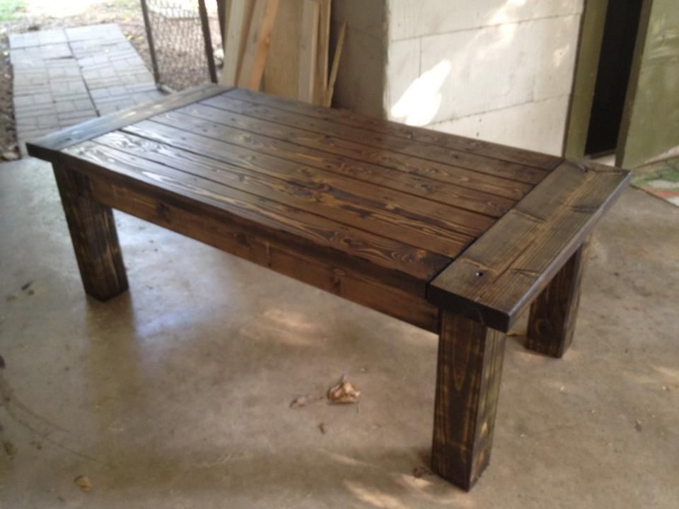 Easy wood projects table check out for Projects made out of wood