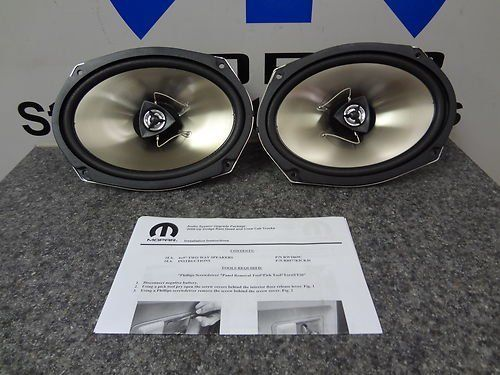 2011 2012 Dodge Ram 1500 2500 3500 Kicker Speaker Upgrade Quad Crew Front Mopar By Kicker 111 53 New 2012 Dodge Ram 1500 Dodge Ram 1500 Car Audio Subwoofers