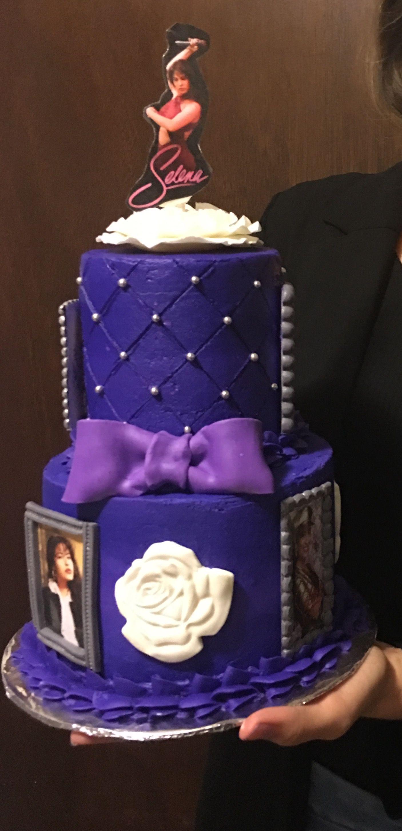 My Beautiful Selena College Graduation Cake! Selena
