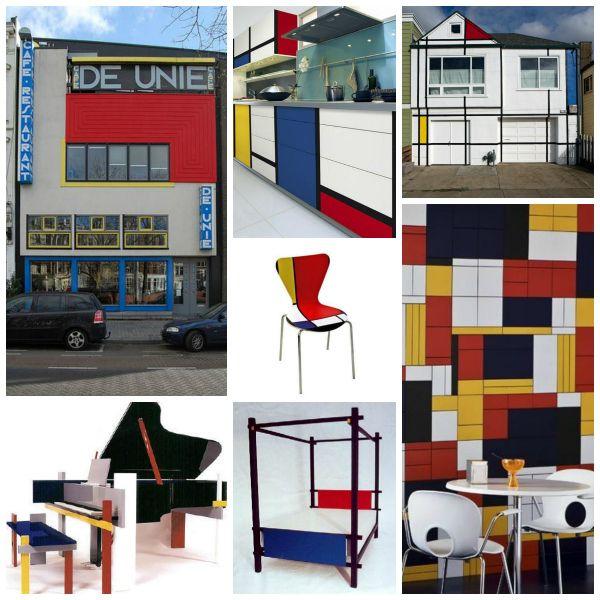 Wonderful DESIGN DICTIONARY: De Stijl
