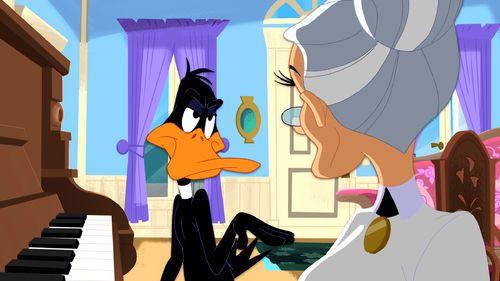Daffy and Granny