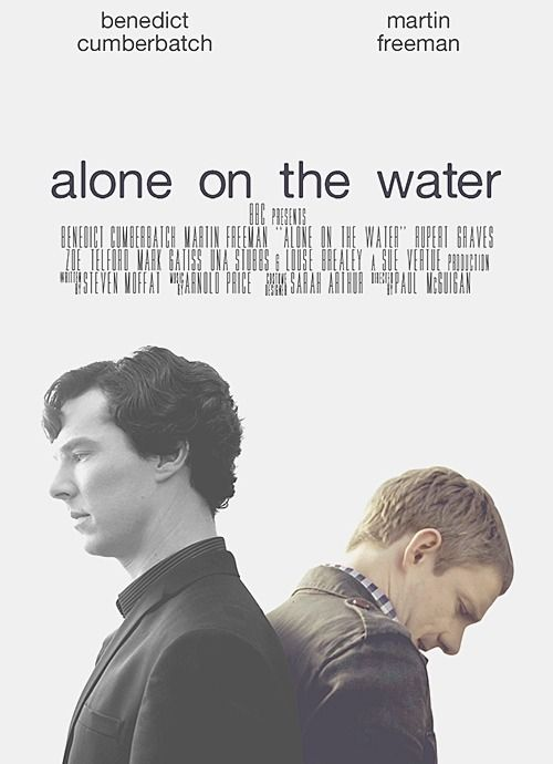 Alone on the Water Movie Poster...<<< THIS FANFIC RUINED ME. IF YOU HAVNT READ IT, DROP WHATEVER YOURE DOING AND READ IT NOW.
