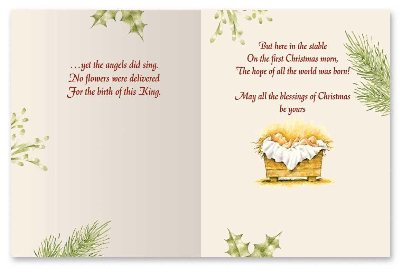 Amazon.com - Christmas Certificate Card Set/20 by WalterDrake ...