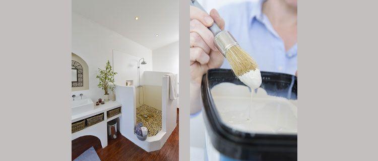 Comment peindre un plafond facilement et sans trace - Peinture pour plafond salle de bain ...
