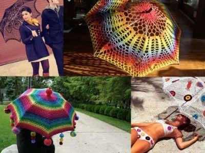 #CrochetUmbrellas   <3
