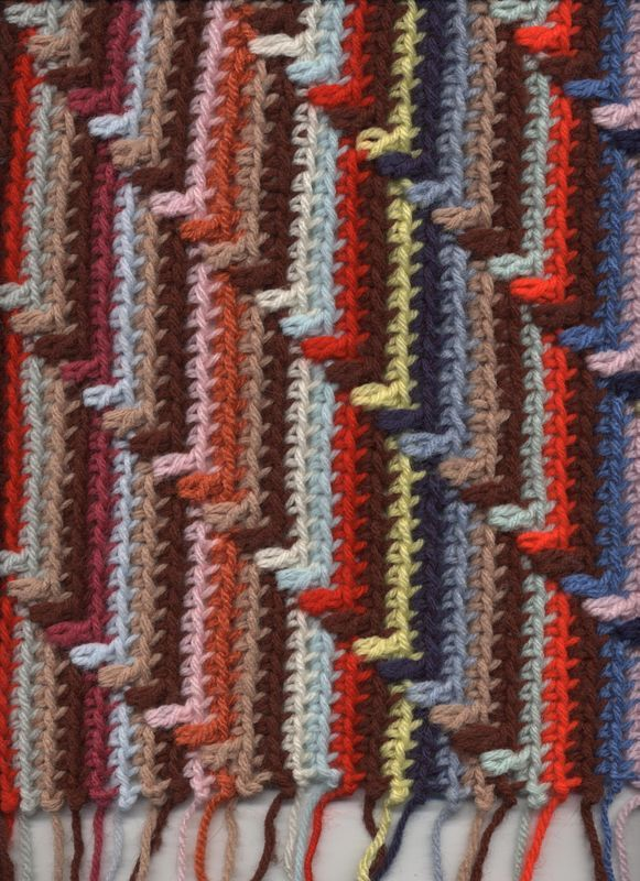 Crochet Pattern Southwestern Afghan : American Indian Afghan Patterns INDIAN BLANKET CROCHET ...