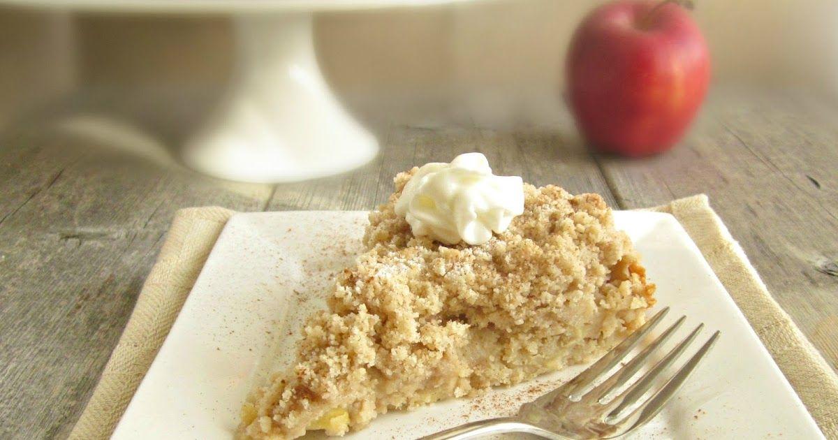 Apple crumb cake recipe sour cream