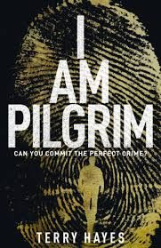 I will be reading I Am Pilgrim while on holidays in Wales, in the shadow of Snowdonia