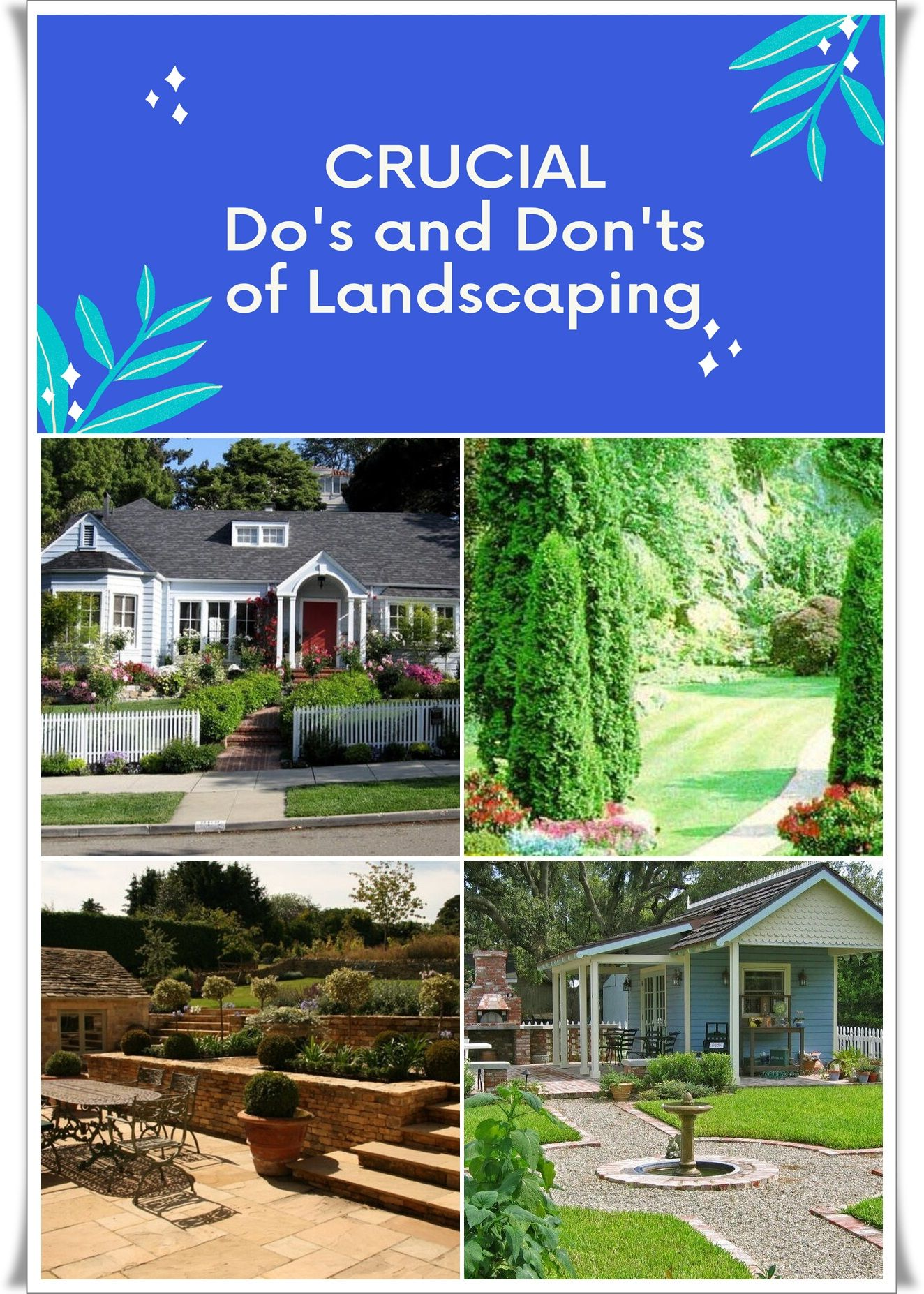 Pin On Budget Garden Landscaping