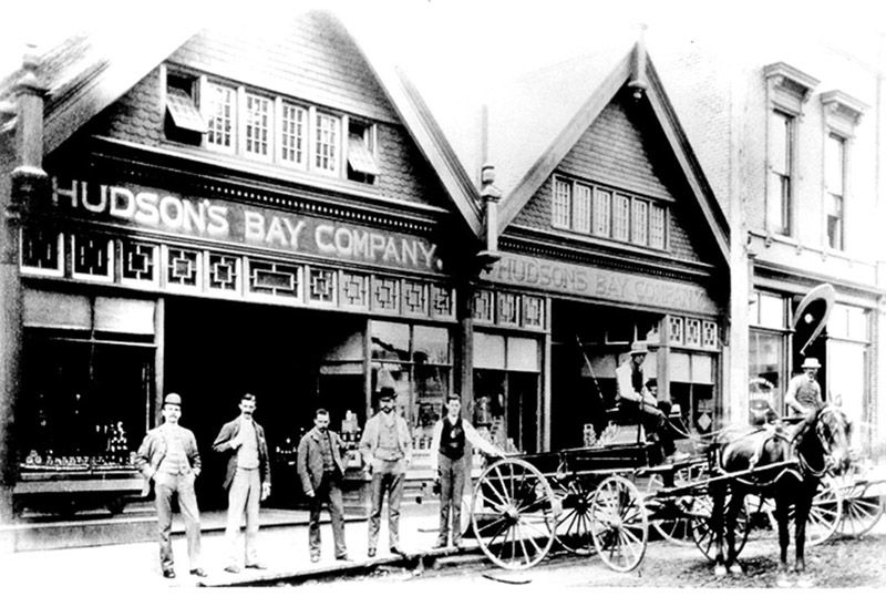 Hudson's Bay Company opens Fort Vancouver on March 19