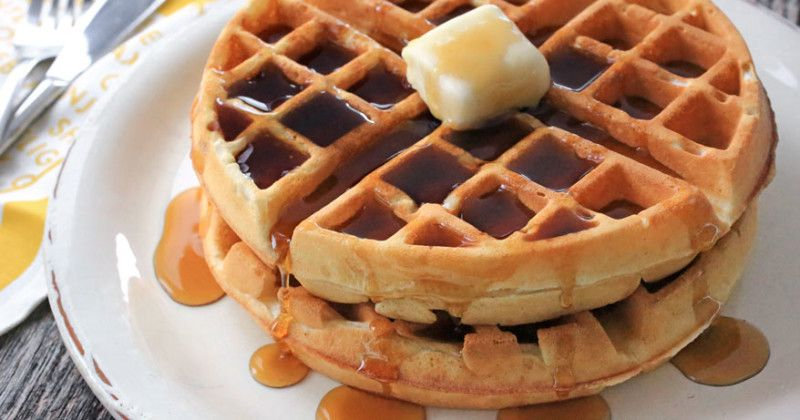 Homemade waffles recipe homemade waffles waffle recipes