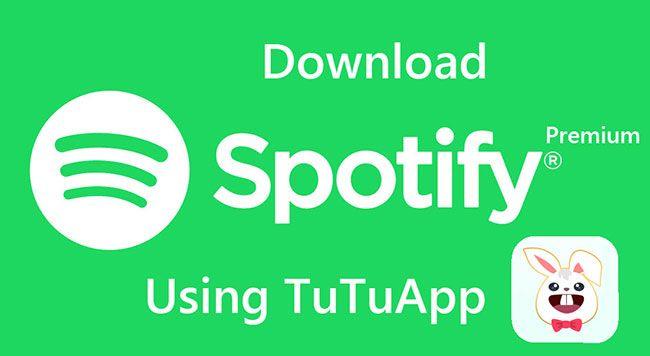 musique spotify tutuapp