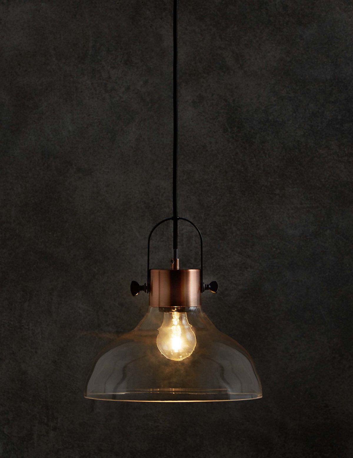 Large Stirrup Pendant LOFT M&S Ceiling lights