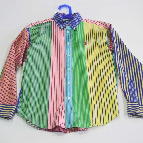 Ralph Y Polo LaurenChico LaurenCamisa Multicolor Polos exordCBW