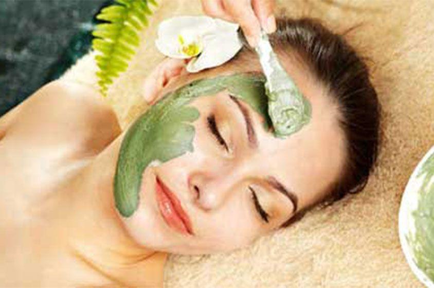 النيم نبات سحري لصحتك وجمالك Coconut Oil Face Mask Natural Botox Skin So Soft