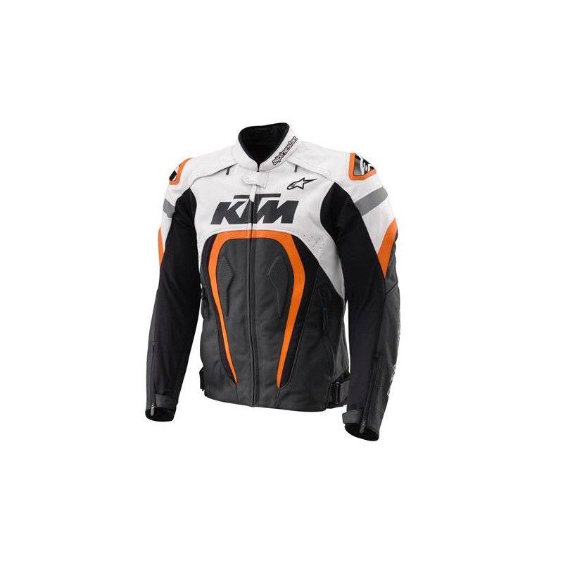 KTM LEDERJACKE #Jacke | Lederjacke, Jacken