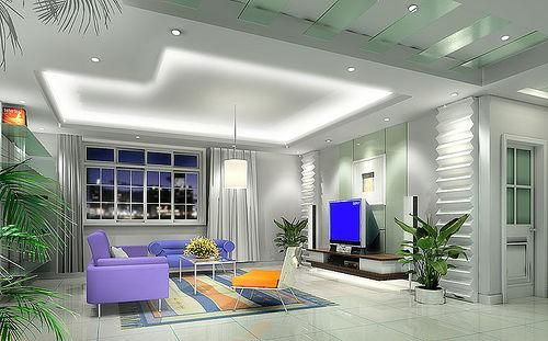 Modern Feel I Like.. Living Room ...