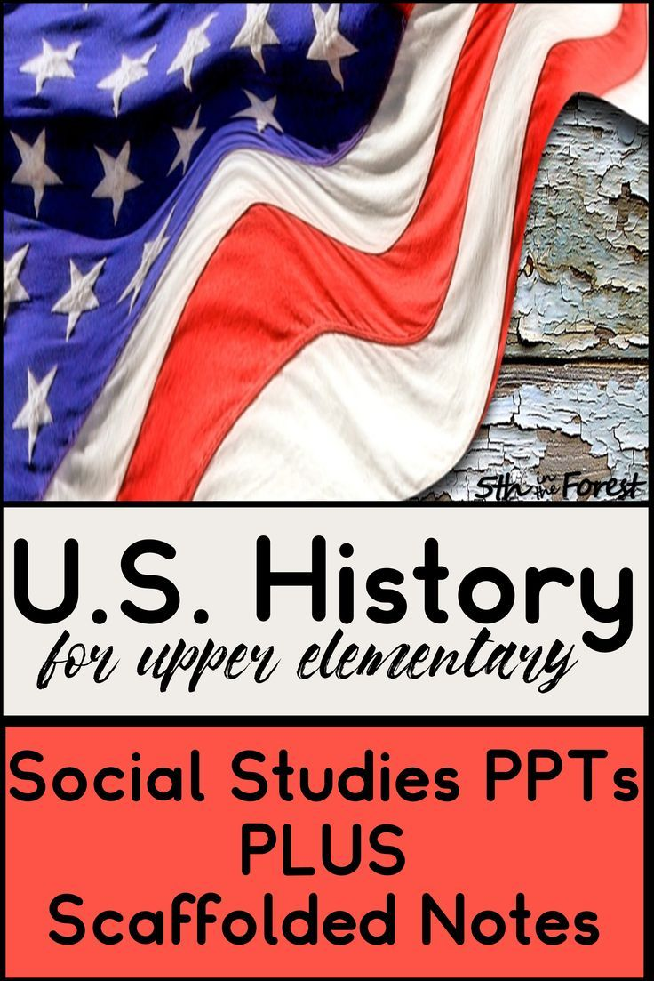 Elementary Students With Depression >> Us History Bundle 12 Powerpoints Plus Student Guides History Us
