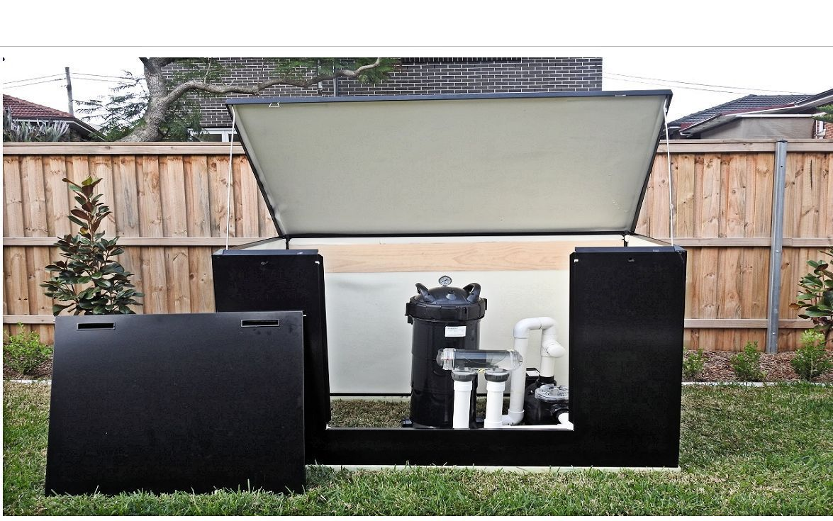 Image Result For Pool Equipment Enclosure Pool Equipment Enclosure Pool Equipment Pool Equipment Cover