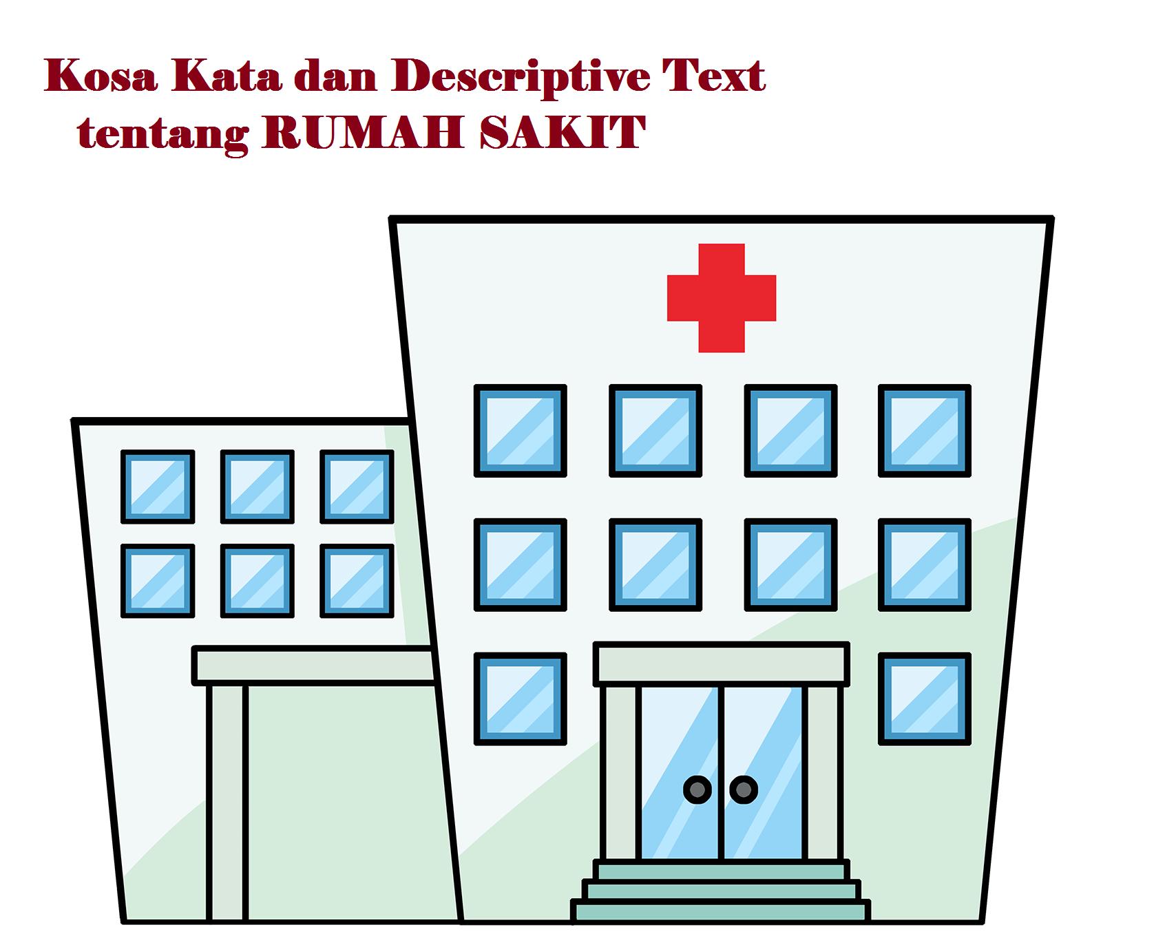 91+ Gambar Rumah Sakit Kartun Hitam Putih Terbaik