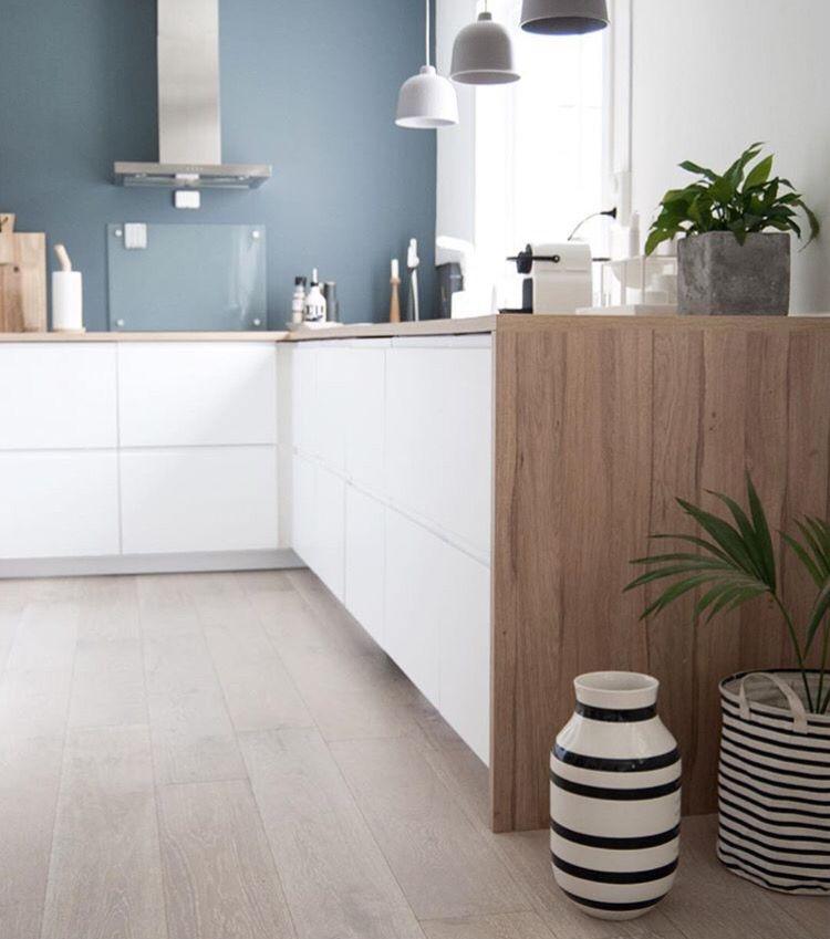 Bancada de madeira   Cozinhas   Pinterest   Hübsch und Küche