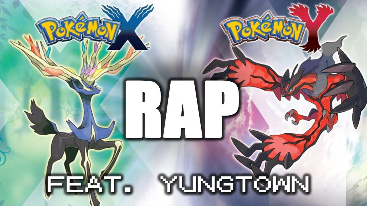 Pokémon X & Y Rap (Featuring Yungtown) Pokemon, Pokémon