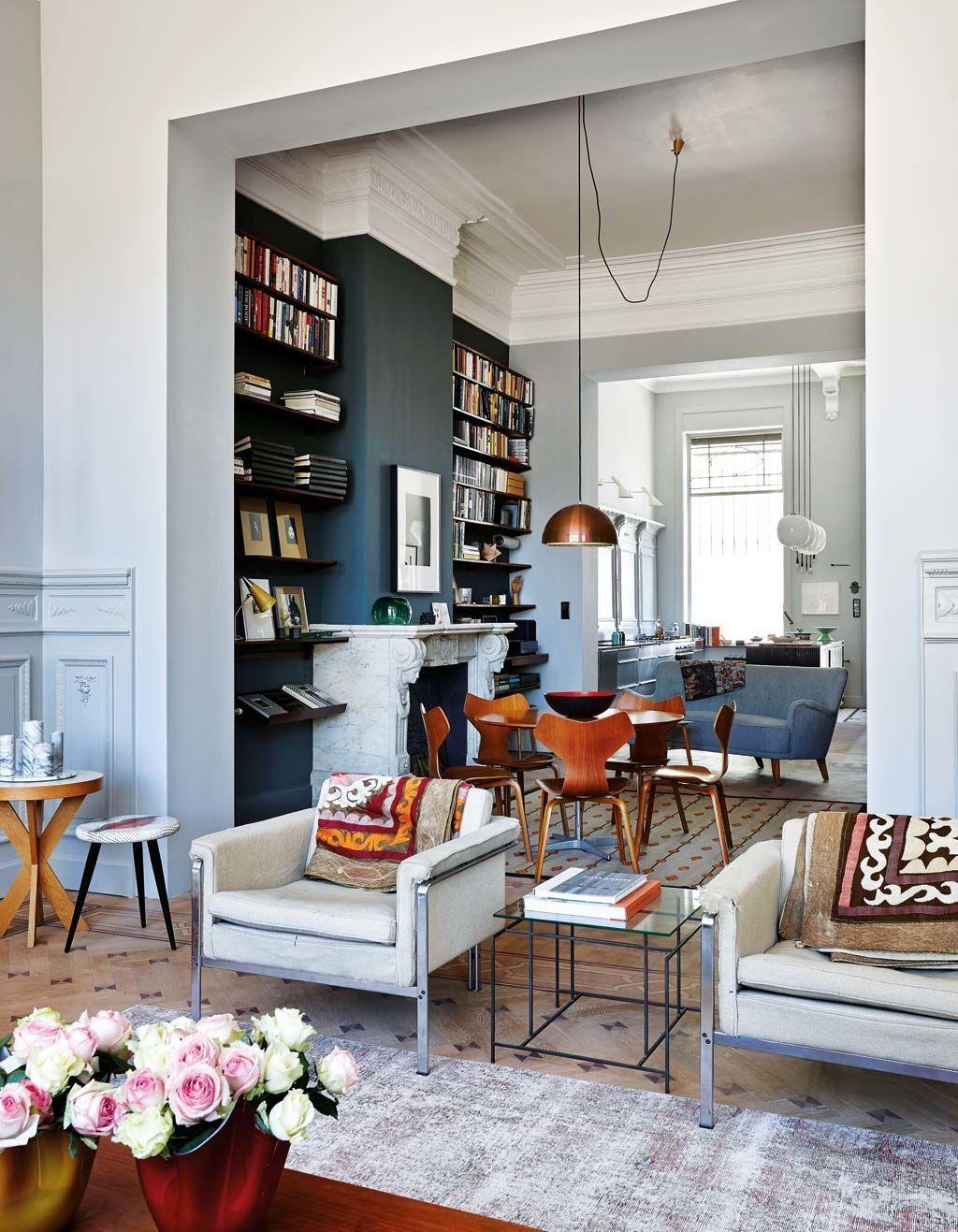 Chesterfield einrichtungsstil modern  LIBERTYN interiors | Interior Design | Pinterest | Interiors ...