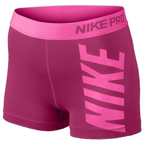 Nike Pro Logo Shorts - Women's