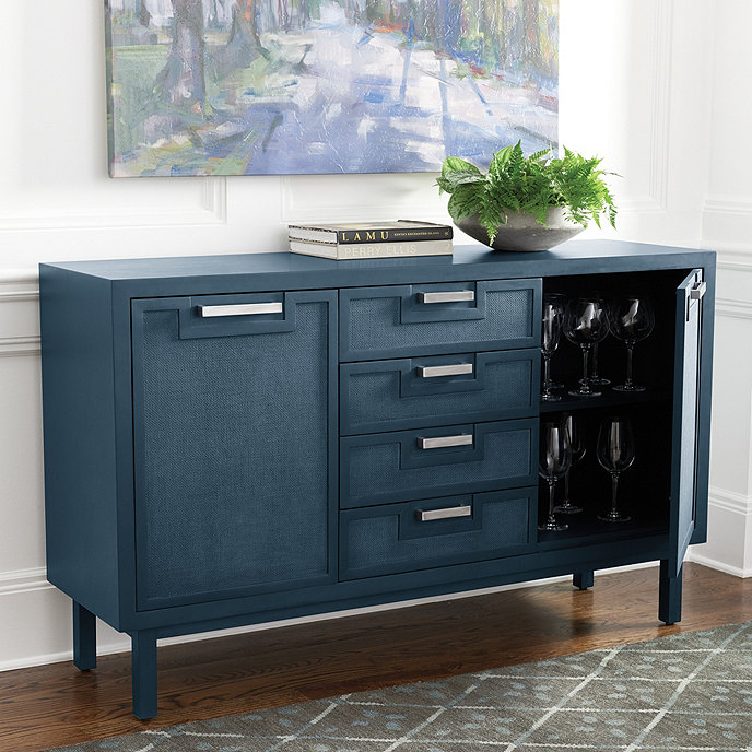 Sumter Sideboard | Contemporary sideboard, Beautiful ...