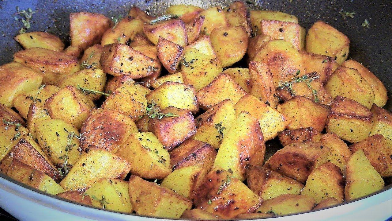 schnelles rezept mit kartoffeln