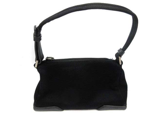 d15c80292a0977 PRADA SPORT black mini hand bag purse 1990's | Studio | Pinterest ...