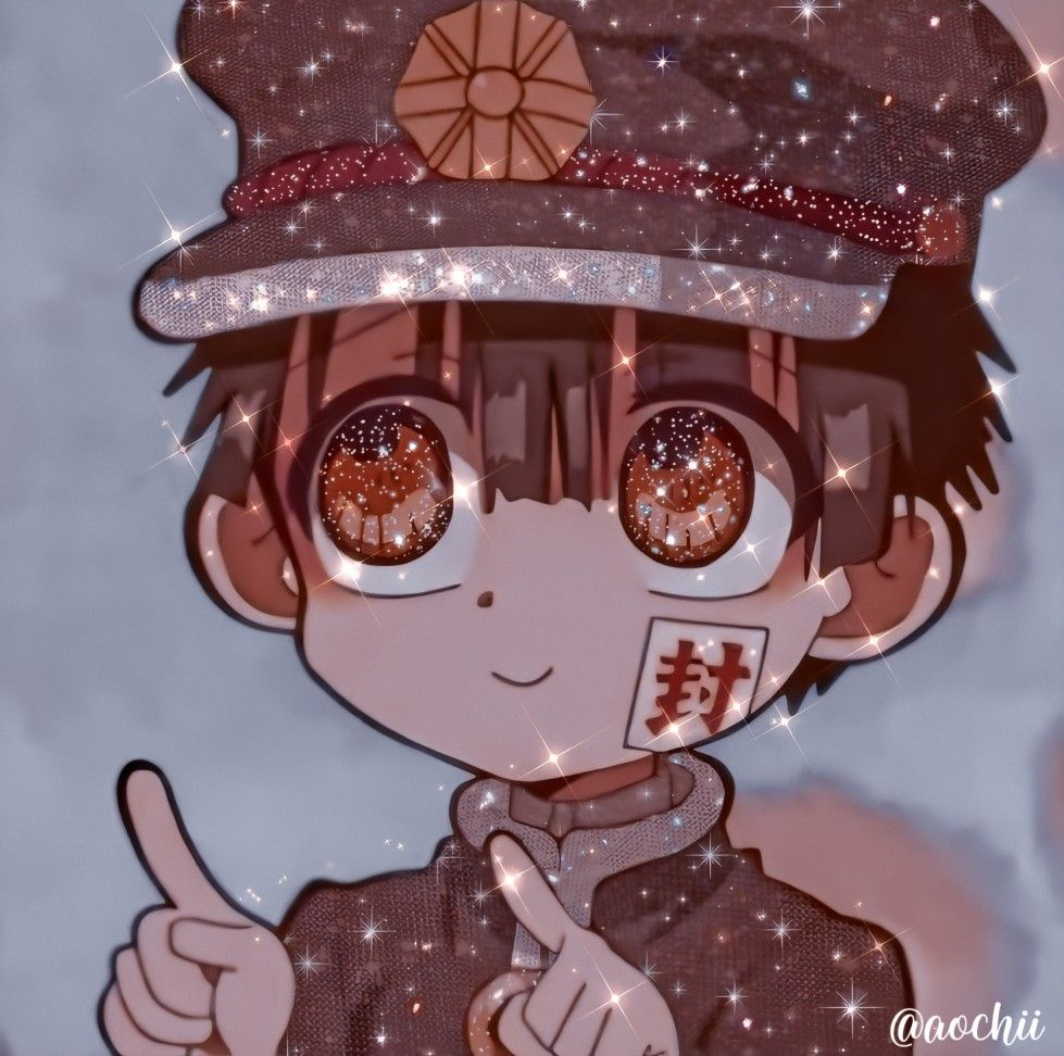 Hanako Kun Icons In 2020 Cute Anime Profile Pictures Anime Anime Drawings