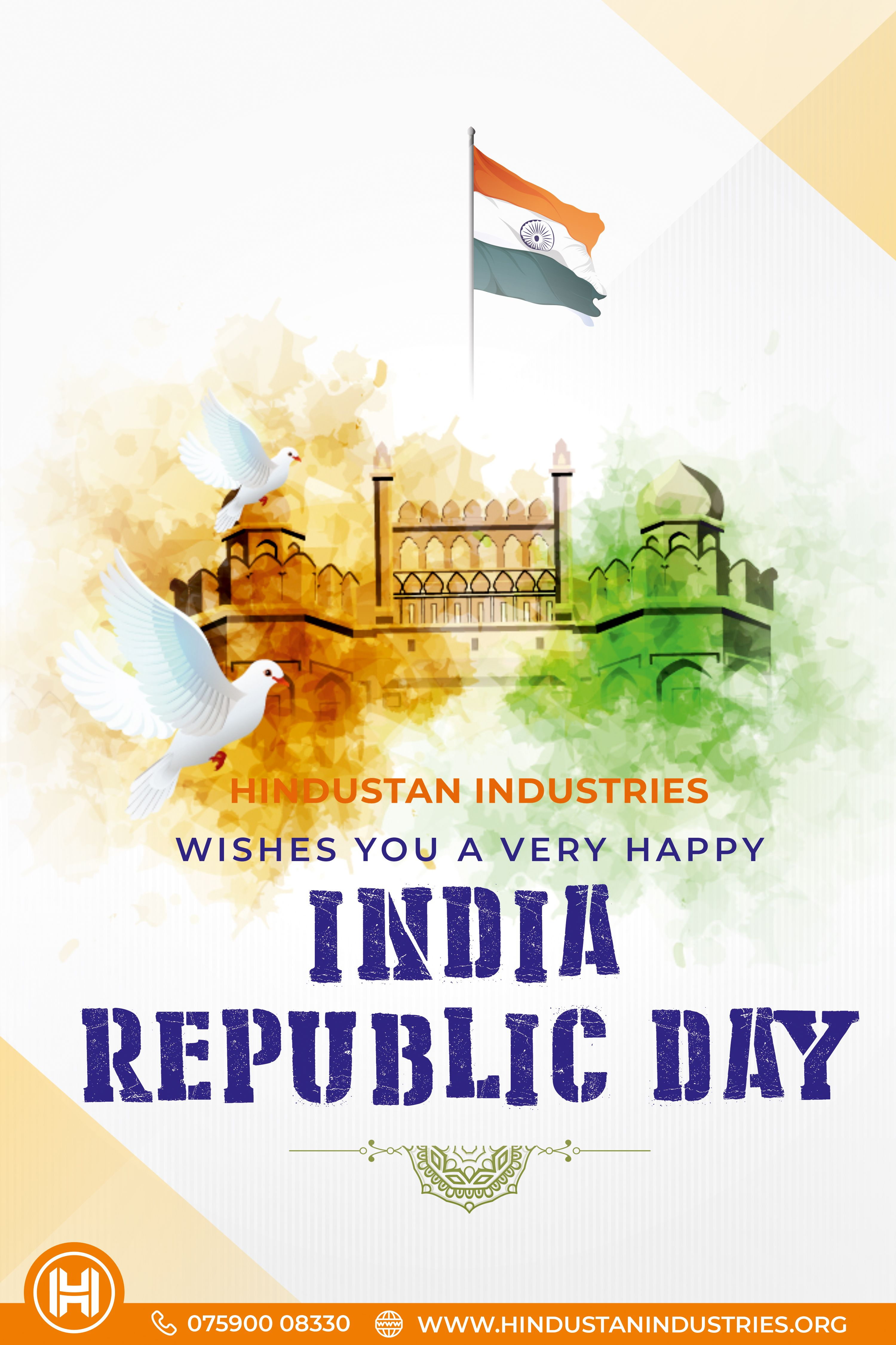 Happy Republic Day 2021 In 2021 Republic Day Day Wishes Republic Happy republic day india 2021 wishes