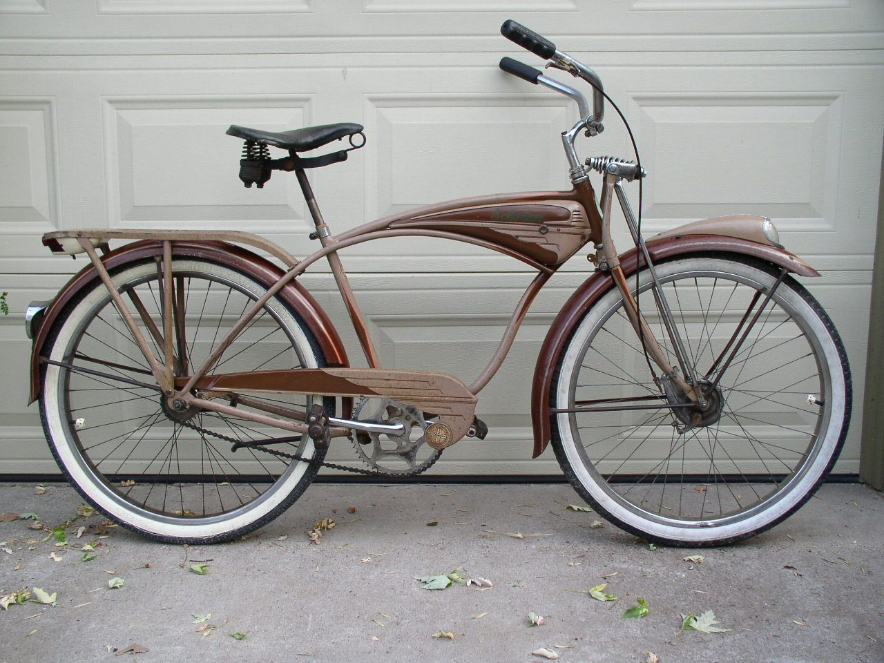 1949 Schwinn .wow Pedally Vintage Bicycles Bicycle