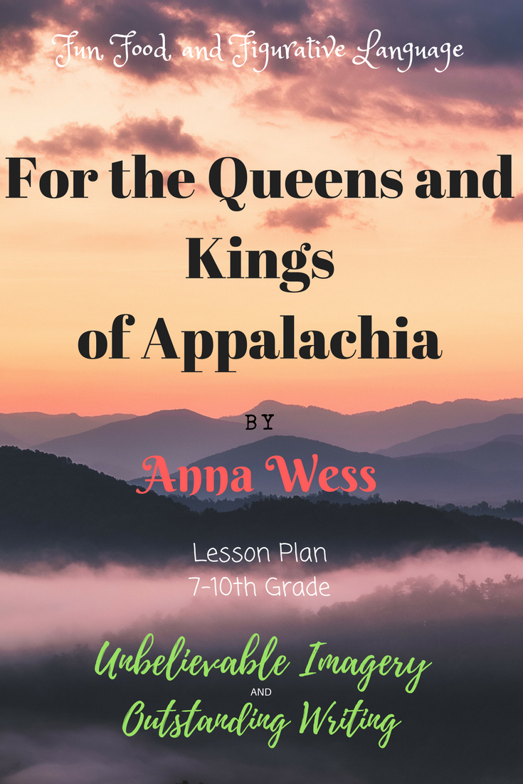 For the Queens and Kings of Appalachia