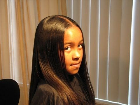 flat iron styles for short african american hair thermal relaxing a child s hair with a feather flat iron 3765 | cd9fea1c68f9f0a035d93387672bb177