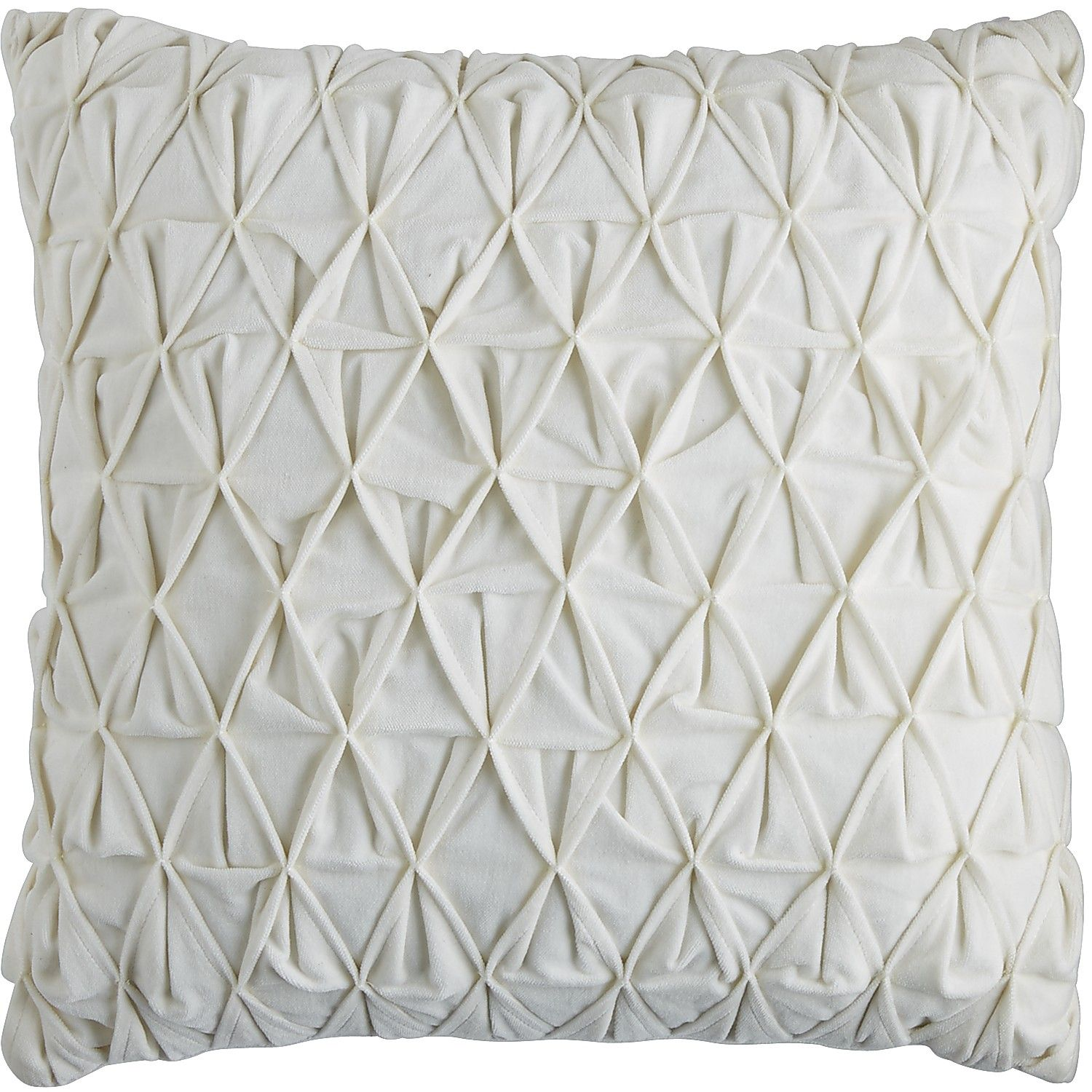 Ivory Atwood Square Pillow