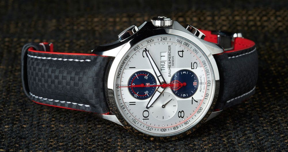 ece7ceea5b3 Hands-On With the Baume   Mercier Clifton Club Shelby Cobra Limited Edition