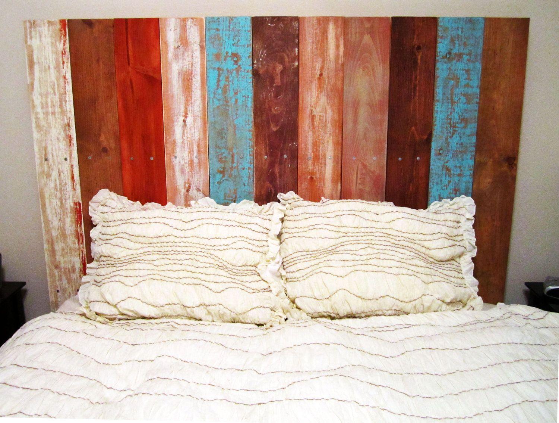 Painted Headboard Dream Decor Wood