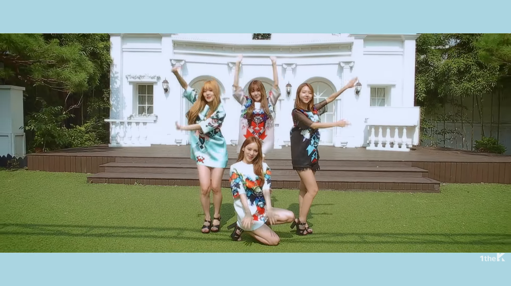 Unicorn Releases Dance Version for 'Blink Blink' Music Video