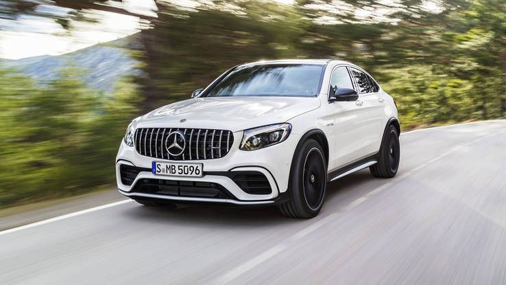 2018 mercedesamg glc63 suv and coupe revealed put some
