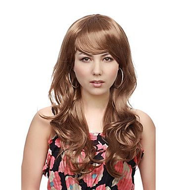 Capless Long Blonde Wavy Top Grade Synthetic Wigs http://ltpi.co.nf/?item=496676